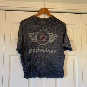 Budweiser | Cropped Top